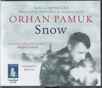 Orhan Pamuk Snow 15CD Audio Book Unabridged Polictical Fiction FASTPOST
