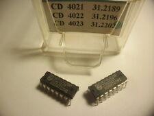 HEF4022BP.PHILIPS. CD4022 .(2pcs)- NEW Old Stock
