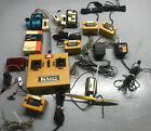 Vintage Kraft Series Sport RC Transmitter Servos Radio Remote Control Lot