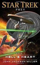 Prey: Book  One: Hell's Heart (Star Trek) by Miller, John Jackson | Mass Market