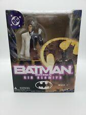 "DC Comics Two-Face Action Figure 6"" Kia Asamiya Batman Wave 1, Yamato Toys NIB"