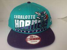 New Era 9Fifty Snapback Charlotte Hornets Basketball , Color Multi Color