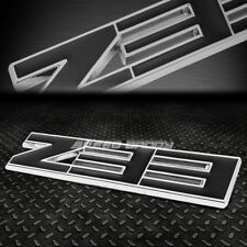 FOR FAIRLADY Z33 METAL BUMPER TRUNK GRILL EMBLEM DECAL LOGO BADGE CHROME BLACK