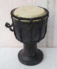 Nice Old Handmade West African Djembe Drum