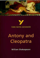 York Notes on William Shakespeare's  Antony and Cleopatra : Study Notes by Robi…