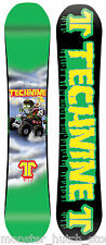 NEW IN PLASTIC Technine LUCAS MAGOON PRO MONSTER Snowboard 159cm GREEN LIMITED