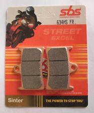 Coppia Pastiglie Anteriori SBS Sinterizzate 634HS uso Strada Yamaha Brake Pads