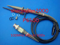 1pc 500MHZ x10 x1 600V Oscilloscope clip probes for Tektronix HP