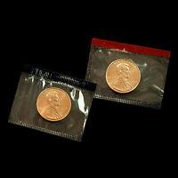 1998 P+D  Lincoln Memorial Penny ~ Uncirculated Coins Original Mint Cello