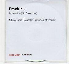 (EC690) Frankie J, Obsession (No Es Amour) - DJ CD