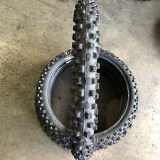 80/100-21 : 1 used moto cross tyre BRIDGESTONE BATTLE CROSS X30F : $13.50