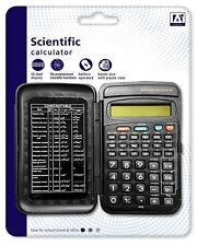 Pocket Sized Scientific Calculator Cover Case GCSE Maths A Level School Office