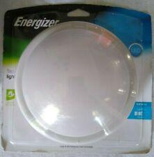 Energizer LED Tap Light Battery Operated Soft White Push On/Off  SET OF 10