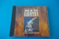 "THROUGH A BIG COUNTRY "" GREATEST HITS "" CD PHONOGRAM 1990 NUOVO"