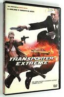 DVD TRANSPORTER: EXTREME 2005 Azione Jason Statham Alessandro Gassman