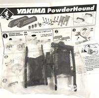 Yakima PowderHound Ski Mounting Hardware 6020084 Accessory Bag 3070 Ski Lift NOS
