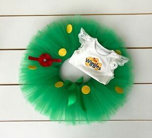 The Wiggles Cake Smash Outfit 3 Piece First Birthday Set Dorothy The Dinosaur