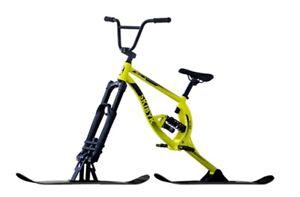 Ski Bike - SkiByk SB100 All-Mountain, SnowBike, SkiBike