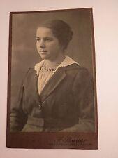 Pfaffenhofen a. Ilm - junge Frau - Portrait / CDV