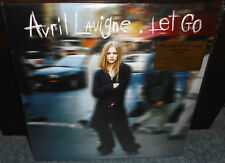 WHITE VINYL Avril Lavigne Let Go 2-LP New Complicated Sk8er Boi Music On MOV LTD