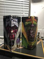 Mighty Morphin Power Rangers Legacy Movie Edition Pink Ranger And Lord Zedd Set