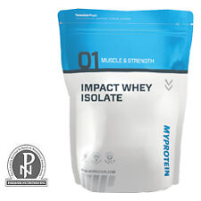 MyProtein Impact Whey Isolate 2.5kg (Chocolate Smooth)