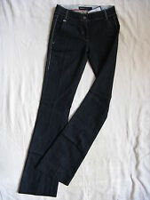 Miss Sixty Blue Jeans Schlag Denim W26/L36 slim fit normal waist flare leg