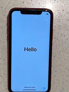 Apple iPhone 11 RED - 64GB - ic locked
