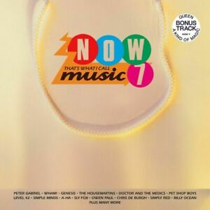 NOW Thats What I Call Music! 7 by Various Artists (2 x CD, 2020)