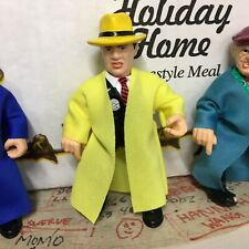 Custom Playmates Dick Tracy Jacket Trench Coat (Coat Only no figure)