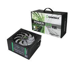 Game Max GP550 ATX 550w APFC 80 Plus Gaming PSU 5x Sata / 1x 6+2 Pin PCIe