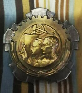 Original JUGOSLAWIEN ORDEN Abzeichen, der Arbeit Klasse 2 mit golden Kranz Super