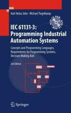 Iec 61131-3: Programming Industrial Automation Systems: Concepts And Progra...