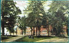 EL819 Decatur IL Illinois James Millikin University 1908 Vintage PC