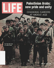 LIFE Magazine June 12 1970-Palestinian Pride, Catch 22 Movie, Girl Scout Troop