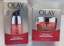 Lot of 2 NEW Olay Regenerist  Micro-Sculpting Cream-Fragrance Free 1.7 oz