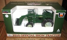 Oliver 995 Lug Tractor Loader 1/16 Spec Cast Toy SCT392  2010 Pork Expo Lt Ed  7