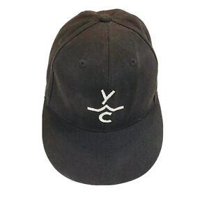 "RARE! STAFF! Yellowstone Club YC ""Mountain Operations"" Adult (L/XL) Flex Hat Cap"