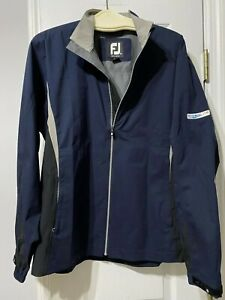 Foot DryJoys Hydrolite Full Zip Golf Jacket sz Men's M New