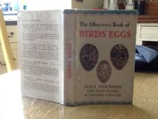 Observers Book Of Birds Eggs 1954 .756