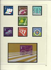 2012 MNH Isle of Man, year collection, Postfris**