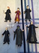 HARRY POTTER , Ron, Snape, 2 X Harry ACTION FIGURES & More