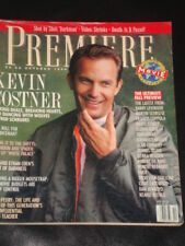 PREMIERE magazine 1990 Kevin Costner, Andrew Dice Clay, Joel Ethan Coen Brothers