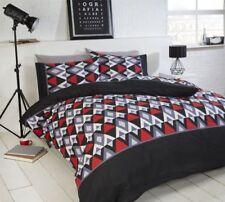 Linge de lit et ensembles multicolores avec des motifs Géométrique polyester