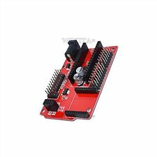 1Pcs Arduino Nano 328P Io Shield Expansion Board Wireless Xbee Socket Ic New H