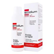 Emolium bath emulsion 400ml , Emulsja do kąpieli 400ml Emolium