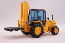 Joal 161 JCB 930 Rough Terrain Forklift 4X4 with fork and pallet - 1:35 Scale
