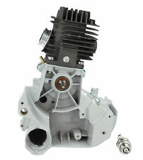 Montaje del motor encaja STIHL 020,MS200,MS200T, kit de cilindro, cigüeñal, cárter