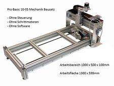 CNC Portalfräse Bausatz Mechanik komplett ohne Steuerung und Schrittmotoren