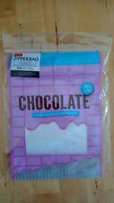 DAISO JAPAN Zipper Bags Chocolate 8 pcs